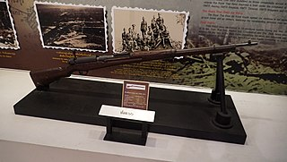 Siamese Mauser style rifle Type of Bolt-action rifle