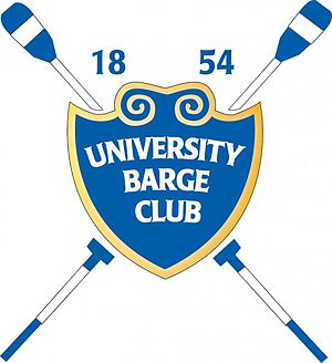 University Barge Club - Image: UBC logo