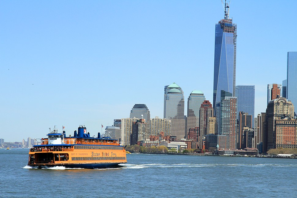 USA-NYC-Staten Island Ferry