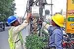 USAID Installs Automatic Meter Reading (AMR) for MEPCO's Domestic Consumers (15788124987).jpg