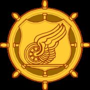 USA - Transportation Corps Branch Insignia