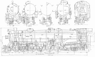 Southern valve gear