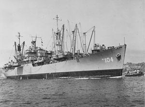 USS Seminole (AKA-104) - USS Seminole (AKA-104)