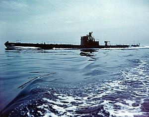USS Cuttlefish SS-171