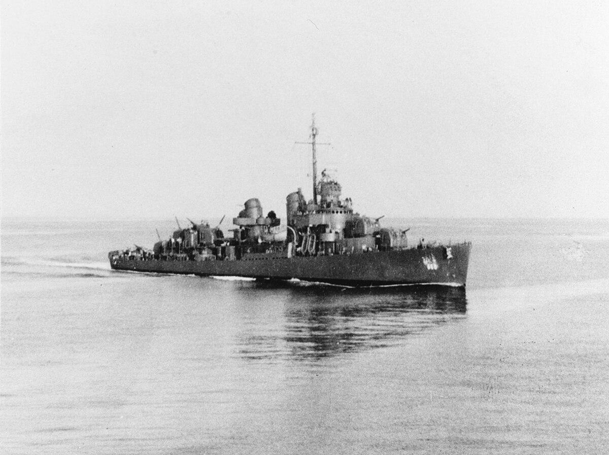 USS De Haven (DD-469) – Wikipedia