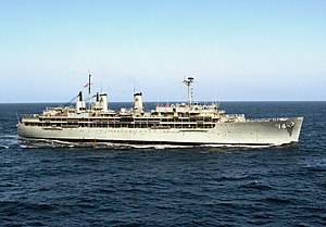 USS Dixie (AD-14) underway off California 1976.JPEG