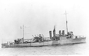 USS Goldsborough
