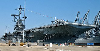 The Great Escape (U.S. TV series) - Teams had to escape through several areas of the USS Hornet in the second episode.