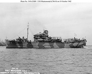USS Miantonomah (CMc-5)