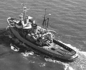 USS Samoset (ATA-190) - Image: USS Samoset (ATA 190)