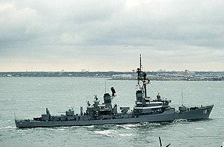 USS <i>Semmes</i> (DDG-18)