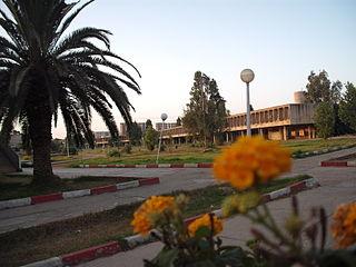 University of Science and Technology Houari Boumediene