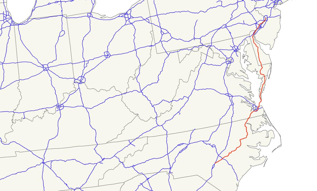 U.S. Route 13 - Wikipedia