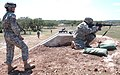 US Army 51163 ARNORTH Soldiers hone M-16, M-9 weapons skills at Camp Bullis.jpg