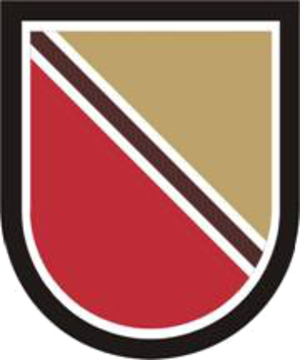 725th Support Battalion (United States) - Image: US Army 725th Bde Support Bn Flash