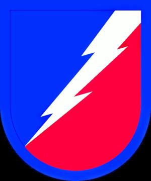 82nd Sustainment Brigade - Image: US Army 82nd Sustainment Brigade Flash