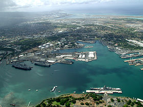 Image illustrative de l'article Base navale de Pearl Harbor