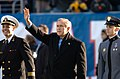 US Navy 041204-N-9693M-014 President Bush waves to crowd during 105th Army Navy game.jpg