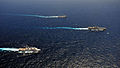 US Navy 110818-N-ZS026-361 Three ships from the Boxer Amphibious Ready Group transit the Indian Ocean.jpg