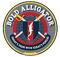 US Navy 120126-N-YC845-001 The official logo of the amphibious exercise Bold Alligator 2012.jpg
