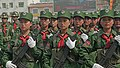 UWSA female soldiers stand at attention during ceremonies.jpg