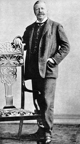 Jakob von Uexküll - Jakob Johann von Uexküll, 1903