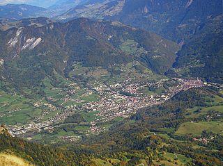 Ugine Commune in Auvergne-Rhône-Alpes, France