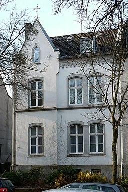 Ulmenallee in Mülheim an der Ruhr
