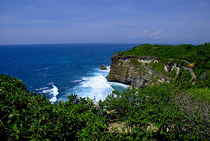 Badung Regency - Pura Luhur at Uluwatu