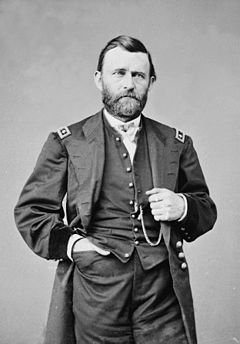 U.S. GRANT AND AMERICAN MILITARY TRADITION