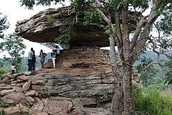 Umbrella Rock at Boti Falls.jpg