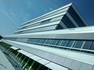 Bielefeld University - Bielefeld University building X