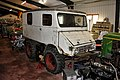 Unimog 411 in a museum in Iceland.jpg