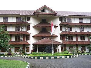 Depok - University of Indonesia Wisma Makara