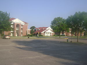 Arkansas Tech University - University Commons