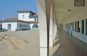 University of Cyprus - University of Cyprus in Nicosia capital of the Republic of Cyprus
