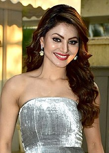 Urvashi Rautela at the promotion for 'Hate Story 4' in Mumbai.jpg