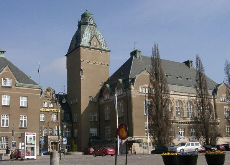 Ratusz w Västerås