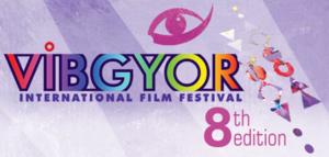 ViBGYOR Film Festival - Image: VIBGYOR Film Festival Logo 2013