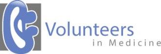 Volunteers in Medicine - Image: VIM logo 2012