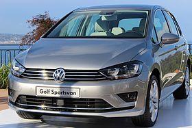 Volkswagen Golf Sportsvan — Wikipédia