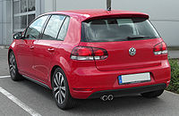 VW Golf VI GTD rear 20100516.jpg