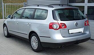 Volkswagen Passat (B6) - Variant (pre-facelift)