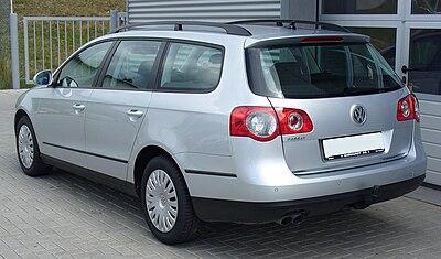 Volkswagen Passat (B6) - Wikiwand