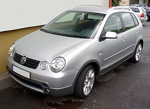 VW Polo Fun