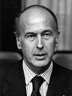 تفصیل= Giscard d'Estaing in 1975