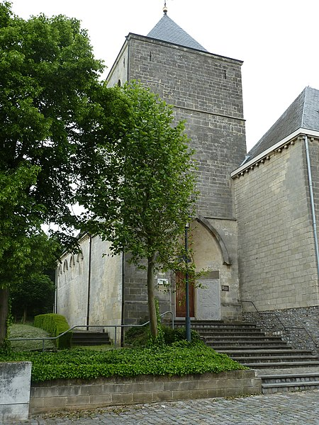 Sint-Severinuskapel, Val-Meer, Riemst, België
