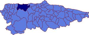 Valdés, Asturias - Image: Valdes