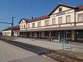 Vasútállomás utasfelvételi épület, 2018 Dombóvár.jpg