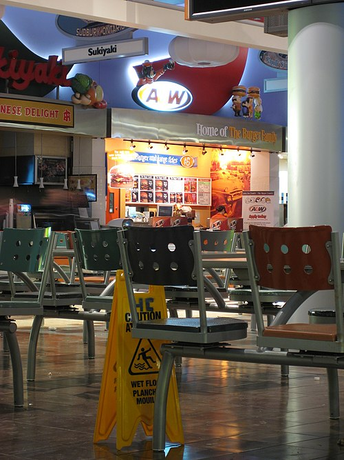 Vaughan mills food court after closing 02 jan2nd 08.jpg